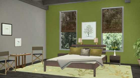 CVA guest room